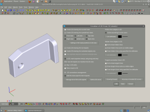 VariCAD 2008 - Il tool per creare le viste bidimensionali da un oggetto 3D...