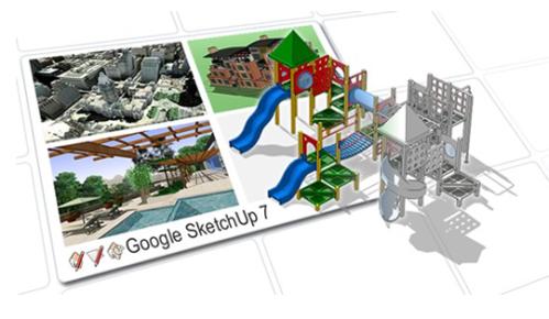 ... 3D a portata di tutti con SketchUp 7! ;)